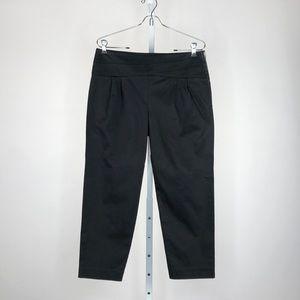 Trina Turk Black Side Closure Pants, Size 6